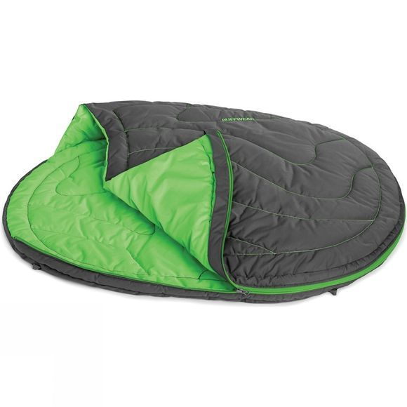 Ruff Wear Dog Highlands Sleeping Bag Meadow Green