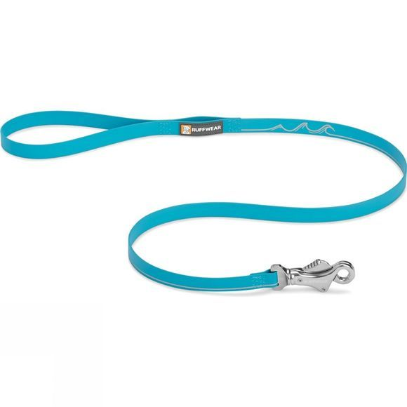 Ruff Wear Headwater Dog  Leash Blue Spring