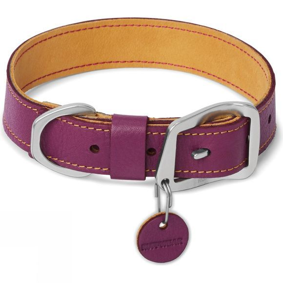 Ruff Wear Timberline Dog Collar Wild Plum Purple