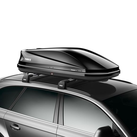 Thule Touring M Roof Box (400L) Black Glossy
