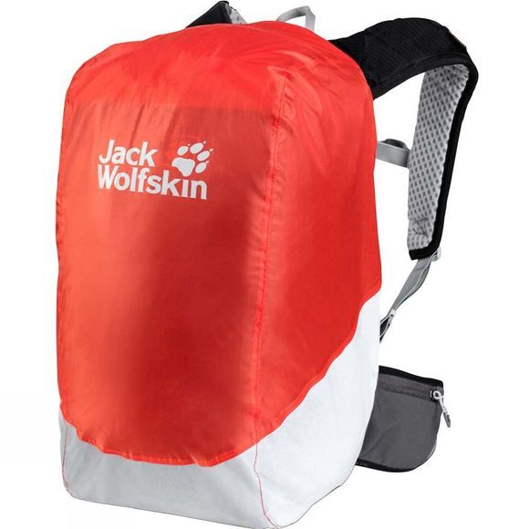 Jack Wolfskin Raincover Safety 14-20L Lava Orange