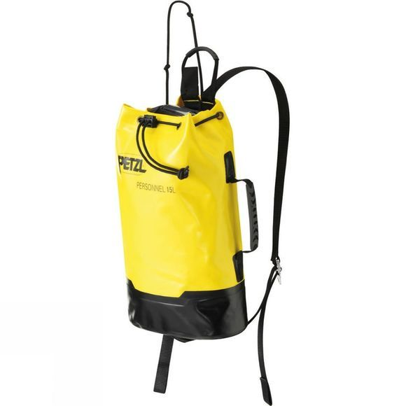 Petzl Personnel Pack 15L Yellow/Black