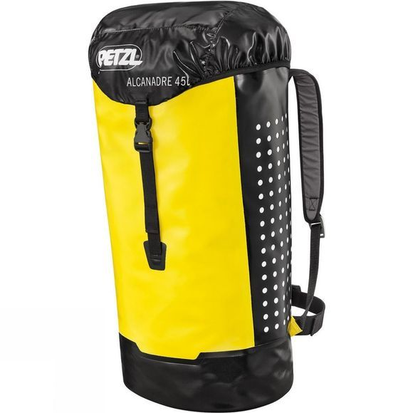 Petzl Alcanadre Canyoning Backpack 45L Yellow/Black
