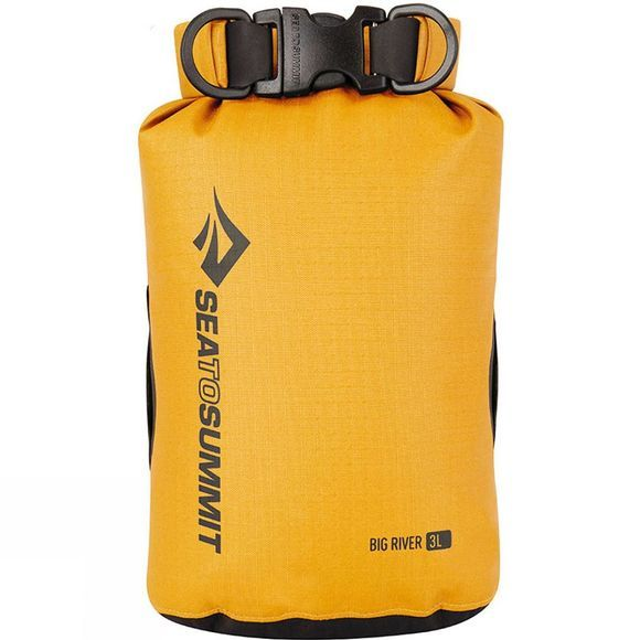 Sea to Summit Big River Dry Bag 3L Yellow