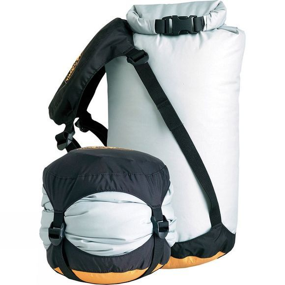 Sea to Summit eVent Dry Compression Sack Large Grey