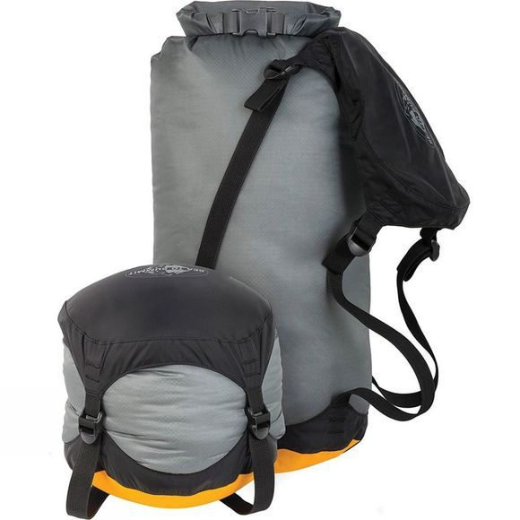 Sea to Summit Ultra-Sil eVent Dry Compression Sack Large Grey