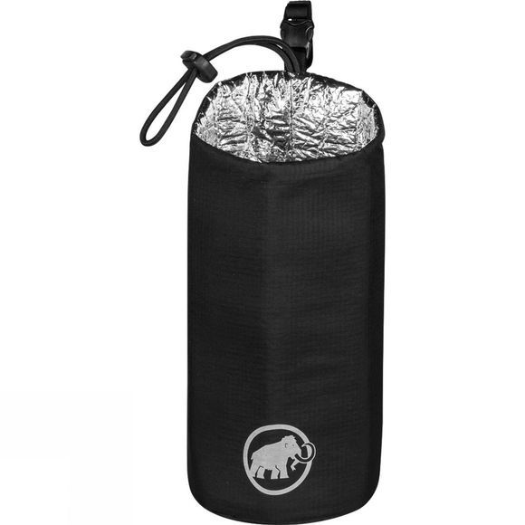 Mammut Add-on bottle holder insulated S Black