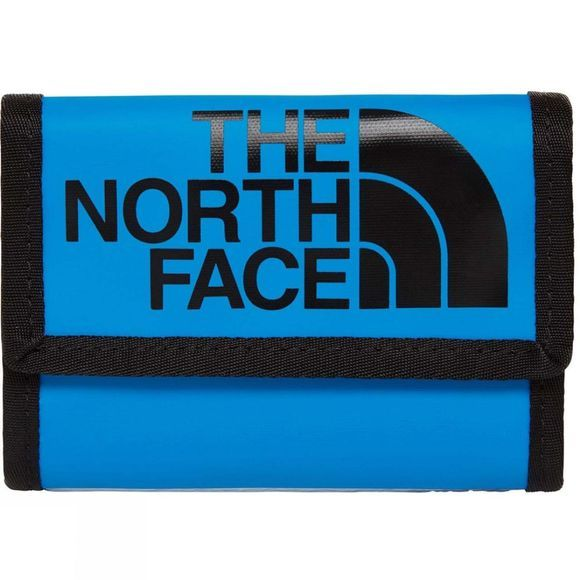 The North Face Base Camp Wallet Bomber Blue/TNF Black
