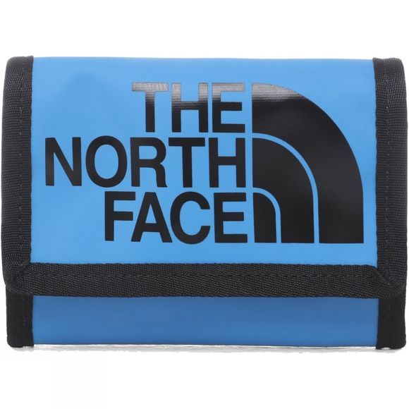 The North Face Base Camp Wallet Clear Lake Blue/TNF Black