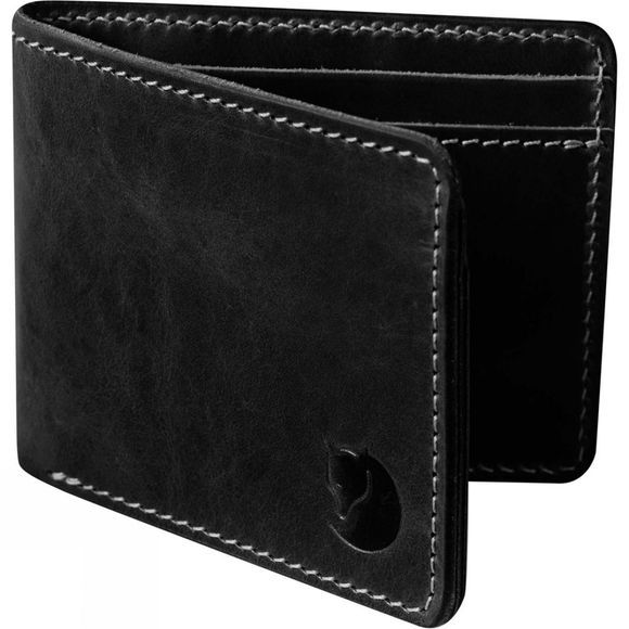 Fjallraven Övik Wallet Black