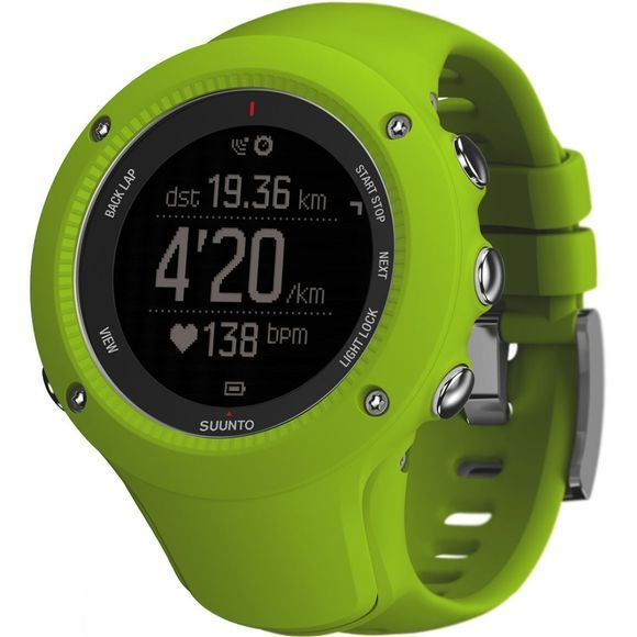 Suunto Ambit3 Run Watch Lime