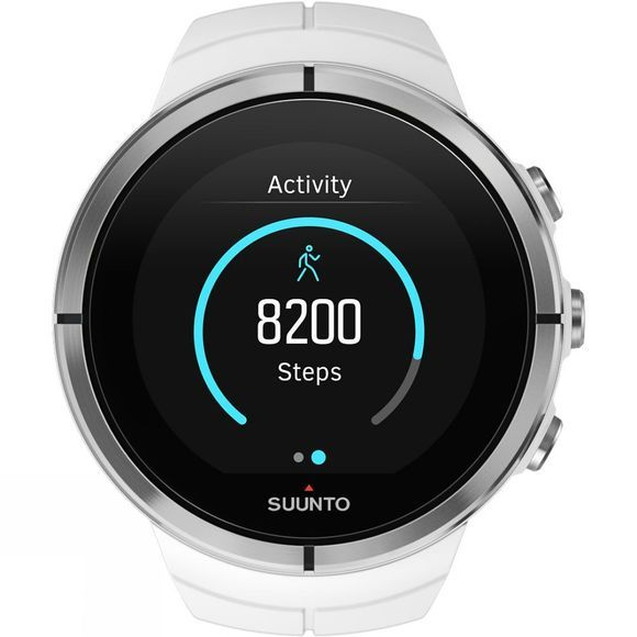Suunto Spartan Ultra GPS Watch White