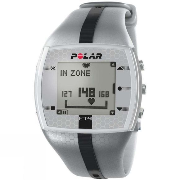 Polar FT4 M Black          /Silver