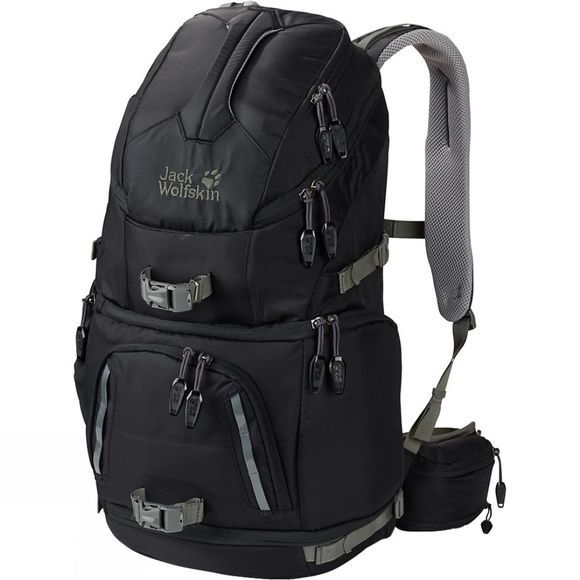 Jack Wolfskin ACS Photo Pack Pro Black