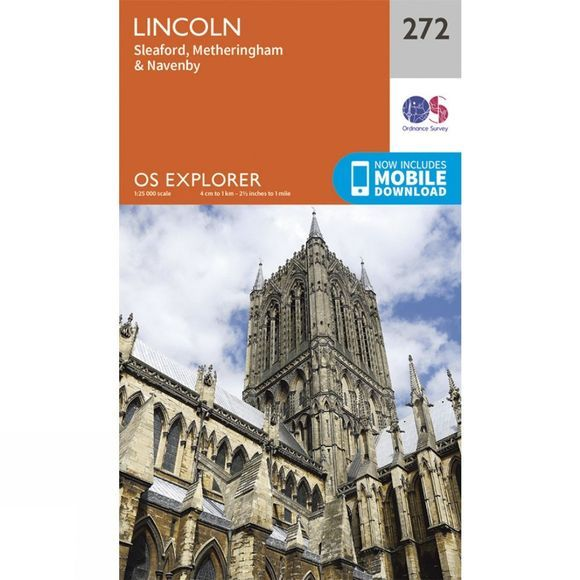 Explorer Map 272 Lincoln