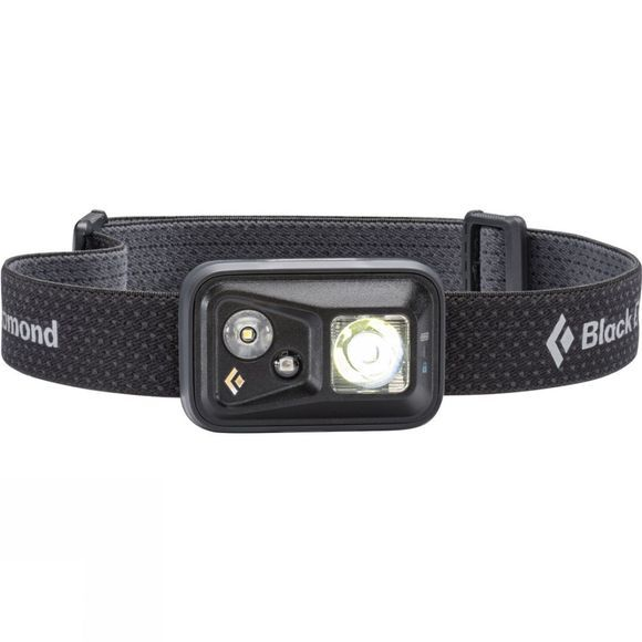 Black Diamond Spot 300 Lumen Headtorch Graphite