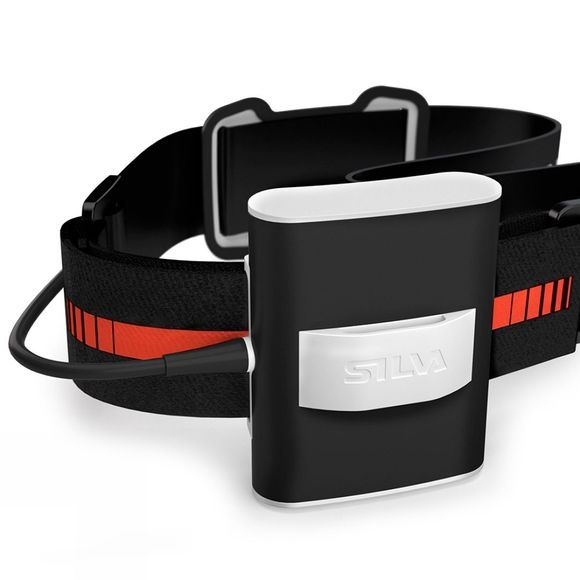 Silva Trail Runner 3 Headtorch White/Red/Black