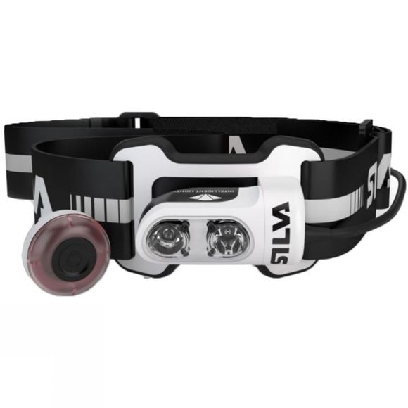 Silva Trail Runner 3 Ultra Headtorch  White/White/Black
