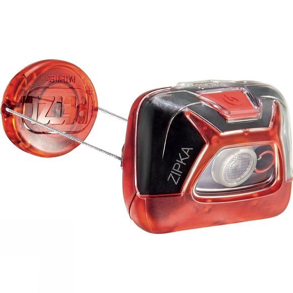 Zipka 200L Headtorch