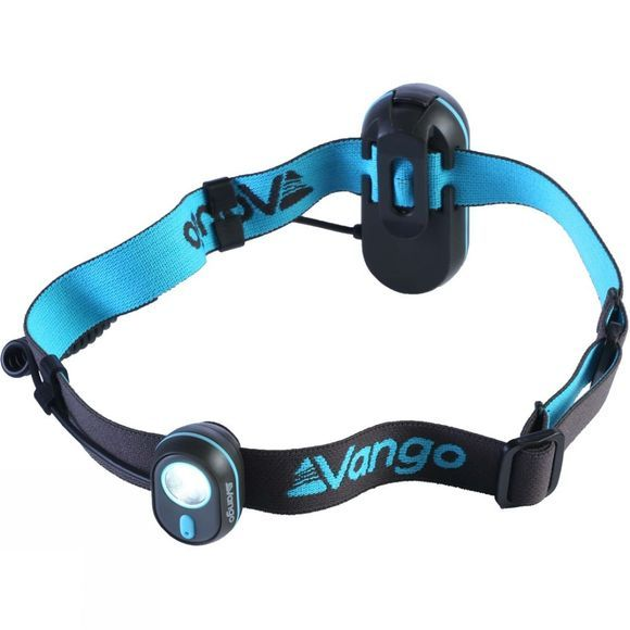 Vango Volt Headtorch Carbide Grey / Volt Blue