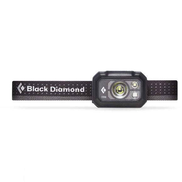 Black Diamond Storm 375 Lumen Headlamp Graphite