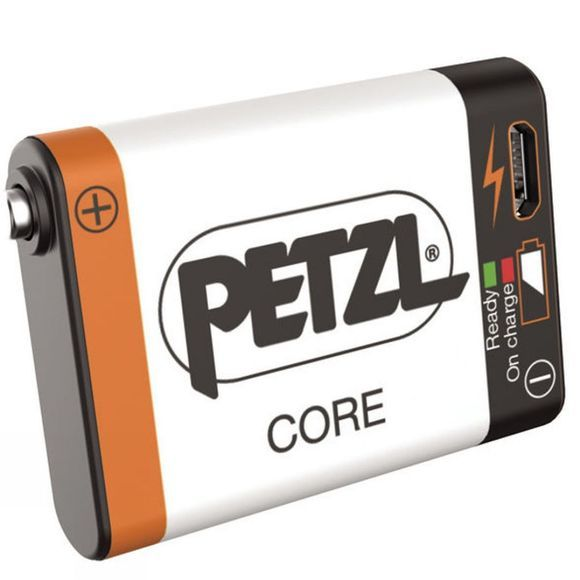 Core High Capacity Rechargeable Battery for Compact Headtorches