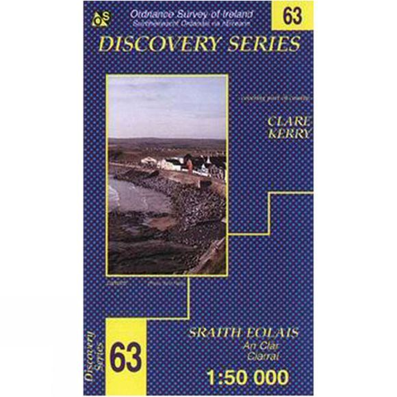 Ordnance Survey Cordee Clare, Kerry V13