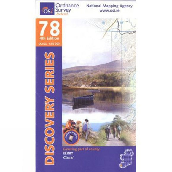 Ordnance Survey Cordee Kerry .