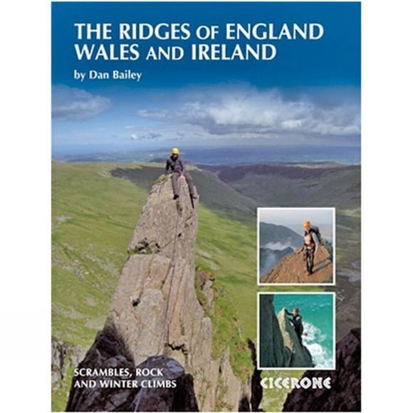 Cicerone Cicerone The Ridges Of England, Wales And Ireland No Colour