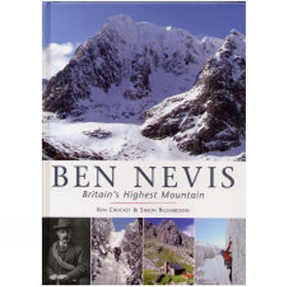 Scottish Mountaineer Ben Nevis No Colour