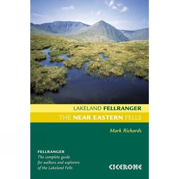 Cicerone The Near Eastern Fells: Lakeland Fellranger No Colour