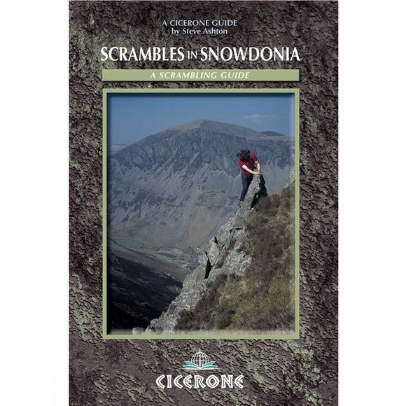 Cicerone Scrambles in Snowdonia No Colour