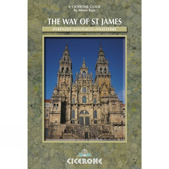 Cicerone The Way of St James No Colour