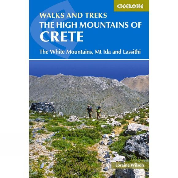 Cicerone The High Mountains of Crete 3rd Edition