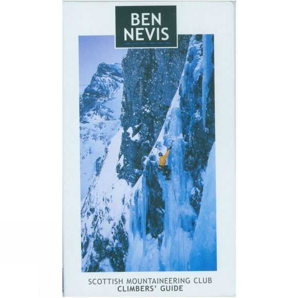 SMC - Guidebooks Cordee Ben Nevis Rock & Ice Climbs No Colour