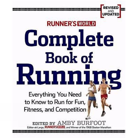 Rodale Runners World Complete Book Of Running No Colour/Natural/Clear