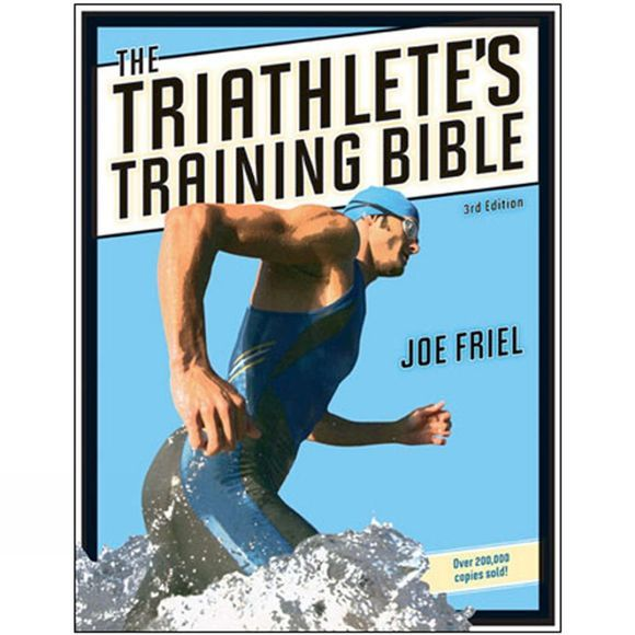 Velo Press The Triathlete's Training Bible No Colour