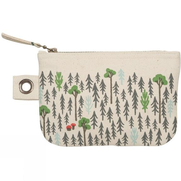 Retreat Small Zip Pouch