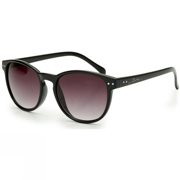 Bloc Womens Jasmin Sunglasses Shiny Black/smoke