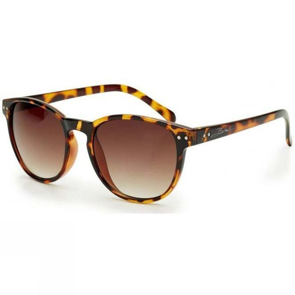 Bloc Womens Jasmin Sunglasses Shiny Tort/Brown Grad
