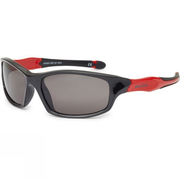 Bloc Kids Spider Sunglasses Black/Red