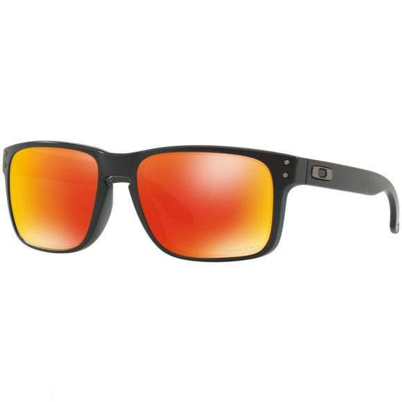 Oakley Holbrook Sunglasses Matt black/Prizm Ruby