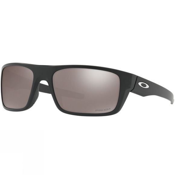 Oakley Drop Point Prizm Sunglasses Matt Black/Prizm Black Polarized