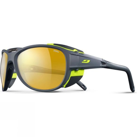 Julbo Explorer 2.0 Zebra Grey/Yellow