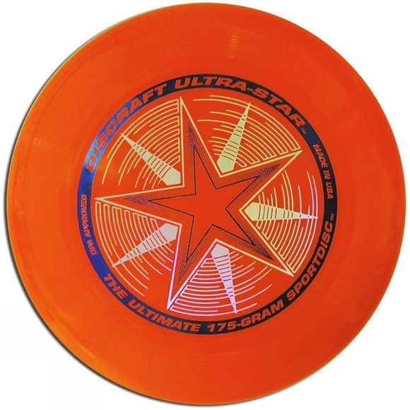 Discraft Ultrastar 175g Frisbee Orange