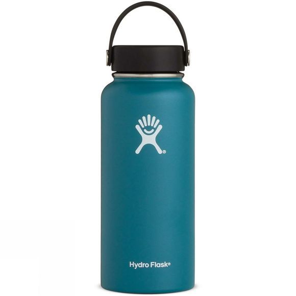 Hydro Flask Wide Mouth 32oz Flask Jade