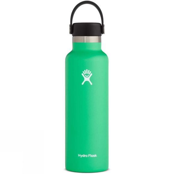 Hydro Flask Standard Mouth 21oz with Flex Cap Spearmint