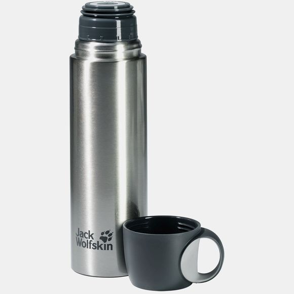 Jack Wolfskin Thermo Bottle Cup 500ml Steel Grey