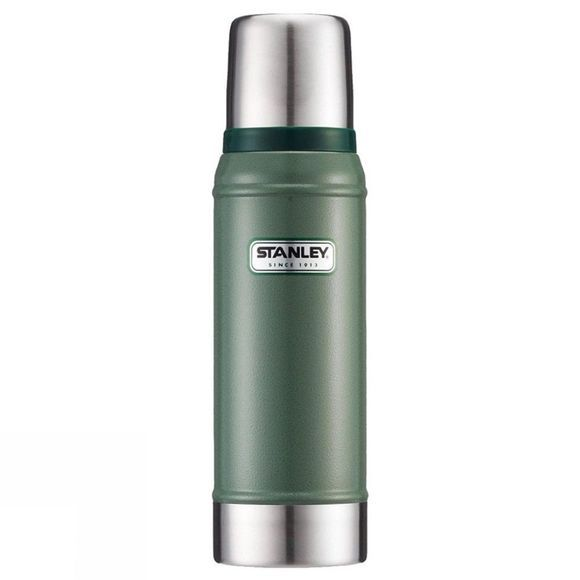Stanley Classic Vacuum Bottle 750ml Hammertone Green
