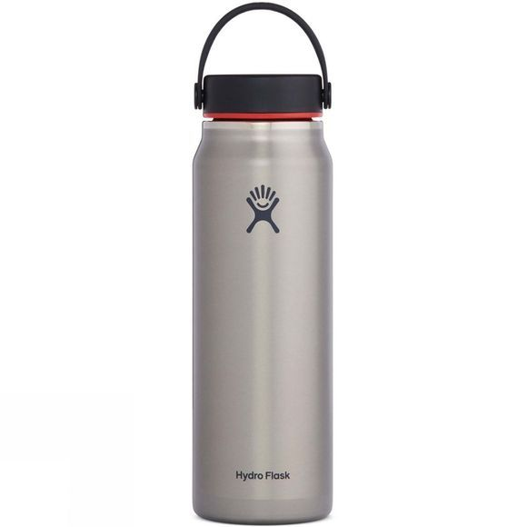 Hydro Flask Lightweight Wide Mouth Flask 32oz Slate